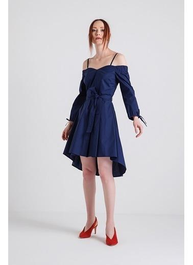 Xtsy Elbise Mavi